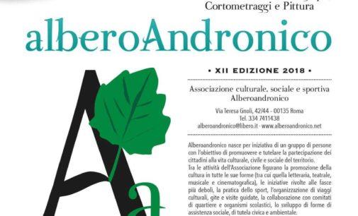 Premio nazionale Alberoandronico – I VINCITORI