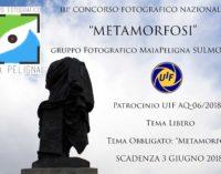 "III° CONCORSO FOTOGRAFICO NAZIONALE ""METAMORFOSI"""