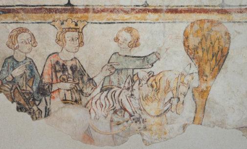 Carlo Magno va alla guerra – dal 29 marzo al 16 luglio 2018, Torino – Corte Medievale di Palazzo Madama