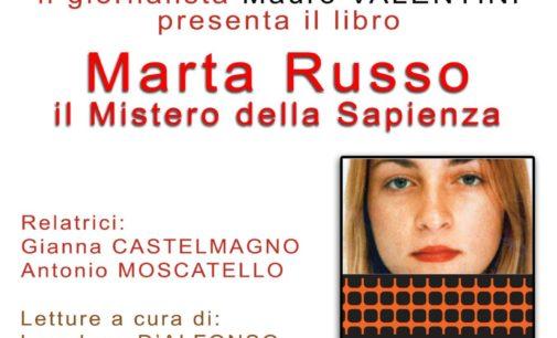 """""""Marta Russo – Il Mistero della Sapienza"""""""