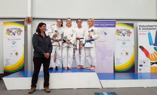 Asd Judo Frascati, Farina dopo il secondo posto a Malta: «E' stata una bella esperienza»