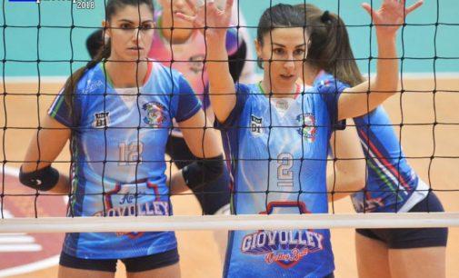 Giovolley, derby d'alta quota con Volleyrò
