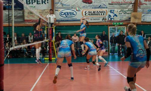 Una Giovolley camaleontica batte al quinto Volleyrò