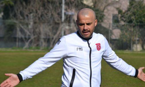 Atletico 2000 calcio (Promozione), Antonini: «Ambiente compatto, tutti uniti per questa sfida»