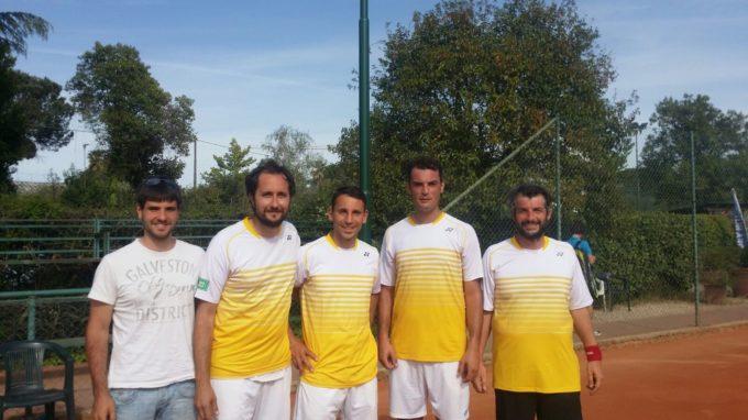 Tc New Country Club Frascati miglior circolo del Lazio nella Coppa Gabbiani di tennis