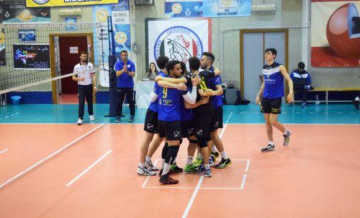 Pallavolo- Campionato regionale serie c maschile
