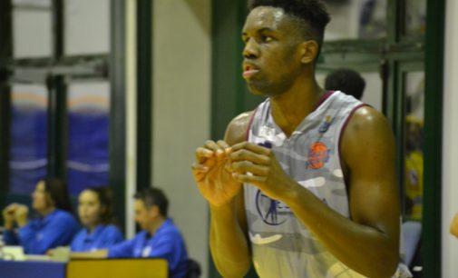 Club Basket Frascati (C Gold), Okereke: «Ultimo quarto ad alta intensità, ma non è servito»