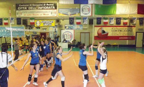 Pallavolo- Campionato regionale serie d femminile- 10 giornata di ritorno