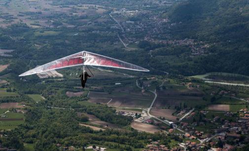 Trofeo Friuli Venezia Giulia: volo in deltaplano provenienti da tutta Europa