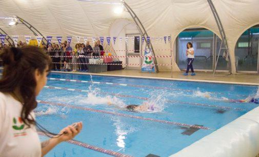 """Tc New Country Club Frascati (nuoto), la solita grande festa per le gare """"Primavera sprint"""""""