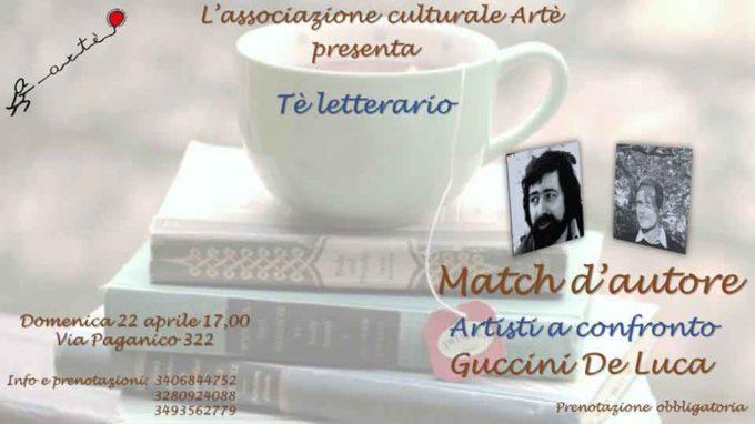 Guccini e De Luca nel prossimo match d'autore dell'Associazione Artè