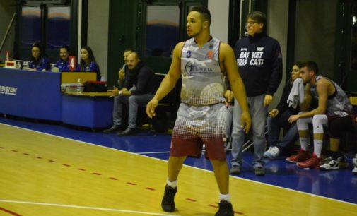 Club Basket Frascati (C Gold), Ramos: «Con Aprilia dobbiamo dare tutto, vale una stagione»