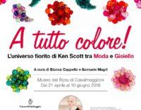 A Tutto Colore! L'Universo fiorito di Ken Scott tra Moda e Gioiello