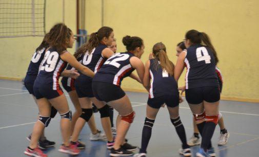 Polisportiva Borghesiana volley (Under 14), Dattilo: «Risultati relativi, le ragazze crescono»