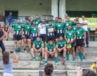 Lirfl (rugby a 13), la… Speranza dell'Aquila Neroverde: «Vogliamo arrivare in fondo»