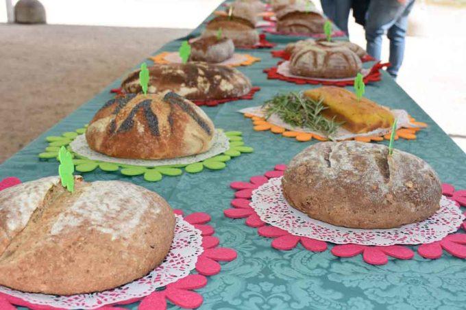 Inaugurazione del mulino di Umberto al Pasta Madre Day 2018