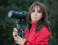 Barbara Dall'Angelo a Calcata