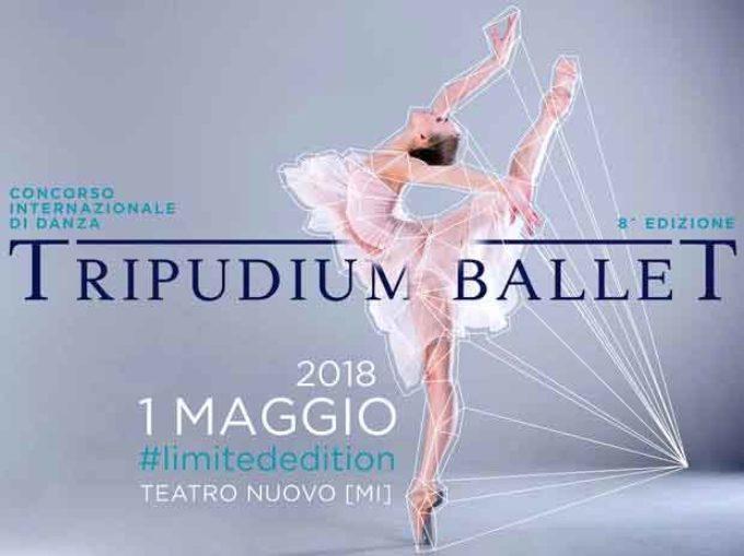 TRIPUDIUM BALLET Concorso Internazionale di Danza