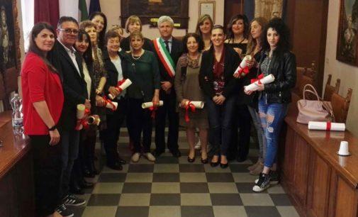 Lanuvio – In Aula Consiliare Il sindaco Galieti ha tracciato un ricordo di Marianana Dionigi