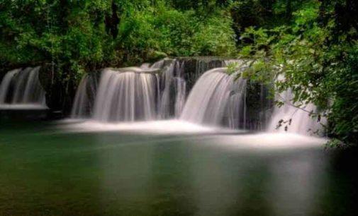 Poesie di primavera alle cascate di Monte Gelato