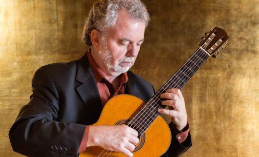 Manuel Barrueco, grande virtuoso della chitarra, torna a Roma