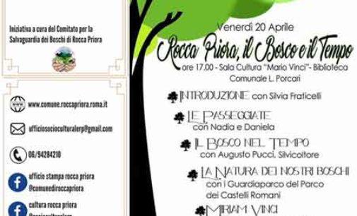 """Rocca Priora – incontri """"Di Venerdì"""""""