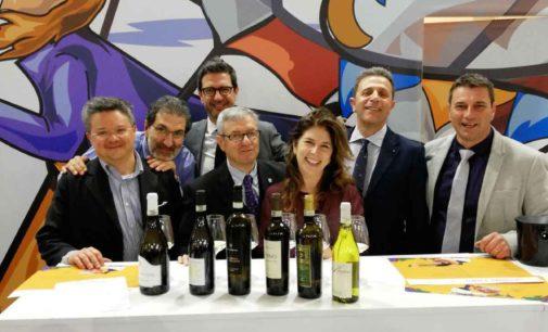 Vinitaly 2018, grande apprezzamento per i Vini di Frascati