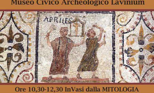 """""""Natale Di Roma""""  Museo Civico Archeologico """"Lavinium"""""""