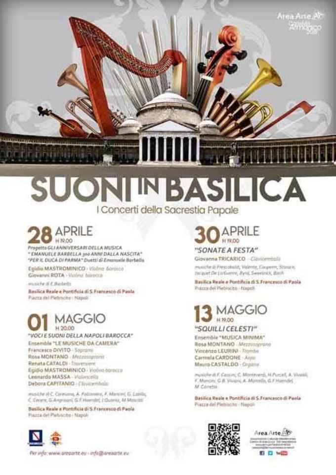 SUONI IN BASILICA I Concerti della Sacrestia Papale