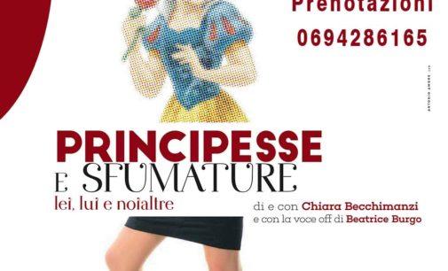 Teatro Civico di Rocca di Papa – Principesse e Sfumature… lei, lui e noialtre