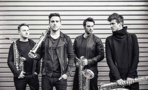 I 4Sax del Signum Quartet, dal classico al jazz e al tango, martedì 10 aprile alla IUC