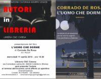 """""""L'uomo che dorme"""" di Corrado De Rosa"""