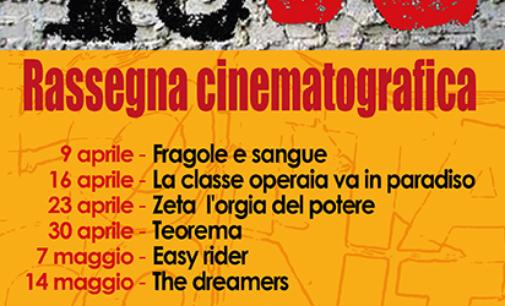 Memoria '900 lancia il progetto Sessantotto. Si parte con una rassegna cinematografica all'Augustus
