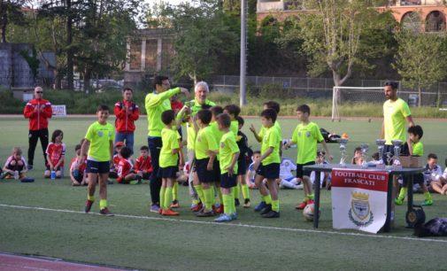 """Football Club Frascati, una grande festa per la prima """"Frascati Cup – Soccer School"""""""