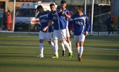 Sporting San Cesareo (II cat.), remuntada da sballo. Iacobini: «Manteniamo questo terzo posto»