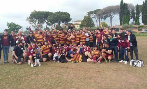 Rugby Frascati Union 1949 (serie C), Caffaratti: «Stagione molto positiva, ora aspettiamo…»