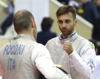 Frascati Scherma: Garozzo secondo a squadre nella prova di Coppa del Mondo in Russia