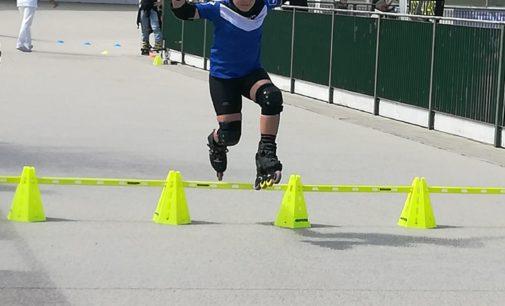 Asd Frascati Skating Club, quattro podi e diversi piazzamenti ai campionati regionali di freestyle