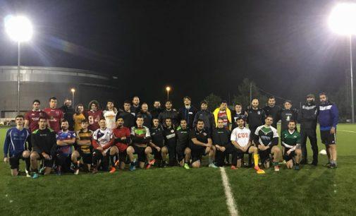 Lirfl (rugby a 13), partecipato raduno in ottica Nazionale a L'Aquila sotto gli occhi di Rotilio