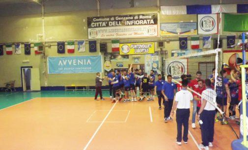 Pallavolo- Play Off serie c maschile quarti gara di andata
