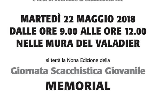 A Frascati torna la nuova edizione del Memorial Marcotulli