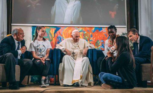 Papa Francesco ha inaugurato tre nuove sedi di Scholas in Africa e in America