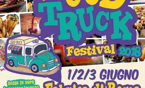Il top del cibo da strada al Truck Food Festival di Fabrica di Roma