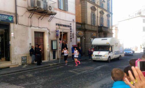 La Città di Marino ha salutato i Bersaglieri