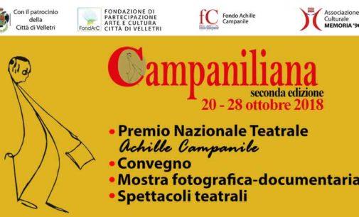 Velletri – Campaniliana, seconda edizione