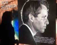 "Cuneo  – ""Bob Kennedy. The Dream"""