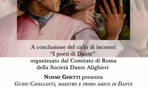 Guido Cavalcanti, maestro e primo amico di Dante