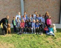 Dieci scuole italiane vanno a lezione….di Petcare con un amico a quattro zampe