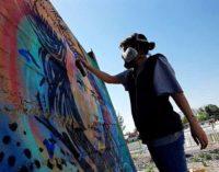 THE WHITE ROSE I nuovi murales realizzati da Alice Pasquini in Germania in memoria della resistenza pacifica al Nazismo
