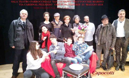 """I Capocotti a Frattocchie con  """" 'Ndrangheta"""", di Aldo Coloprisco"""